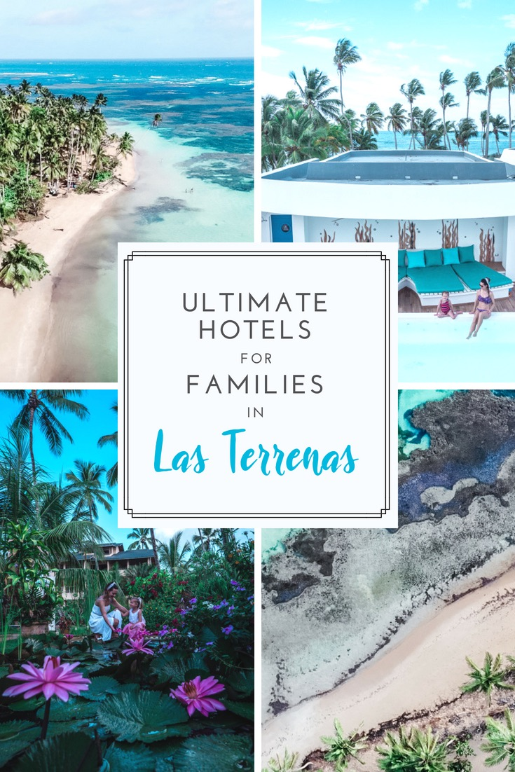 Ultimate Hotels for families in Las Terrenas