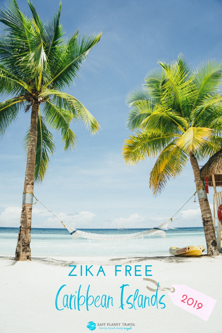 Zika Free Caribbean Islands