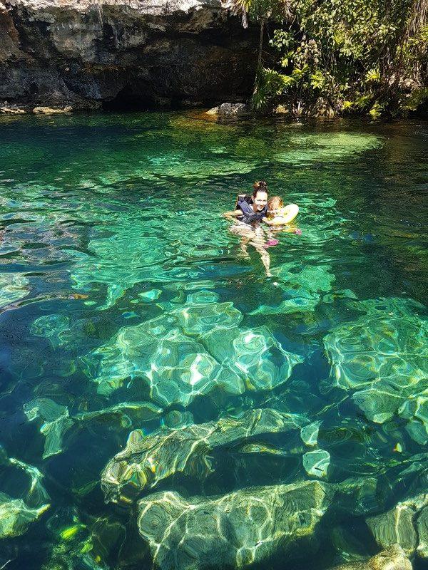 Kids' bucket list: Cenote