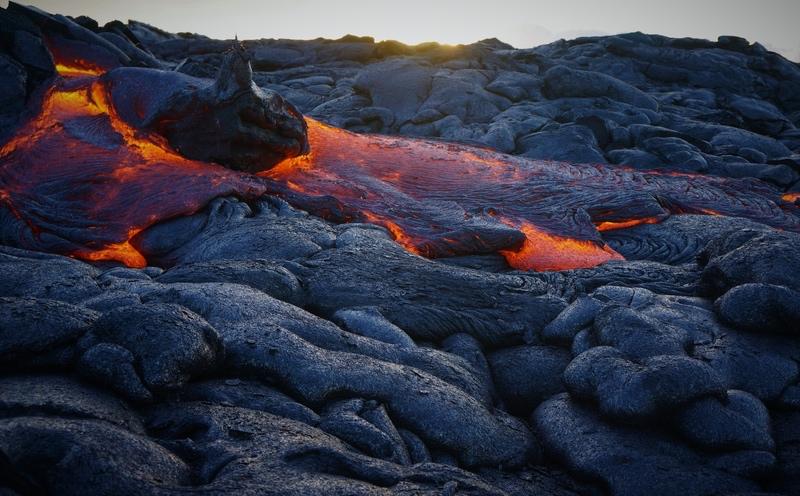 Kids' bucket list: Kilauea Volcano