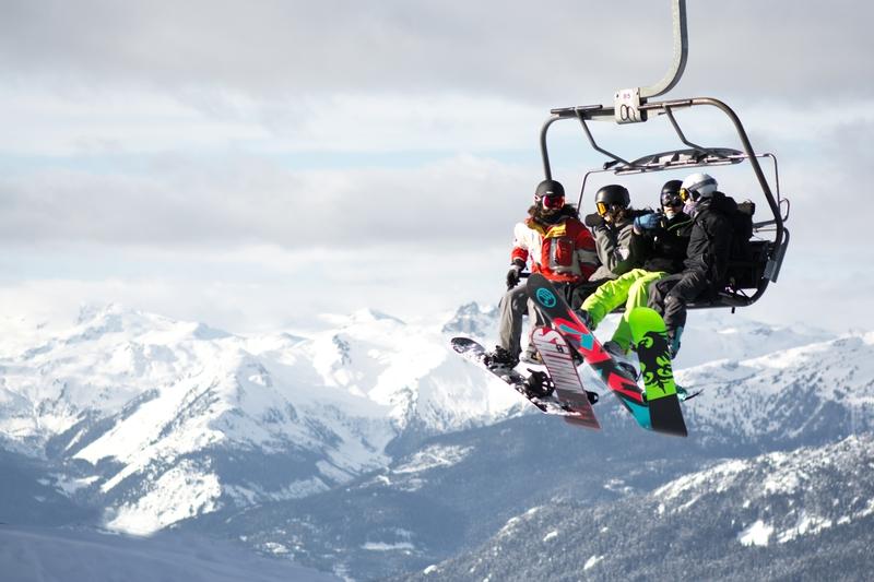 Kids' bucket list: Go on a Ski vacation