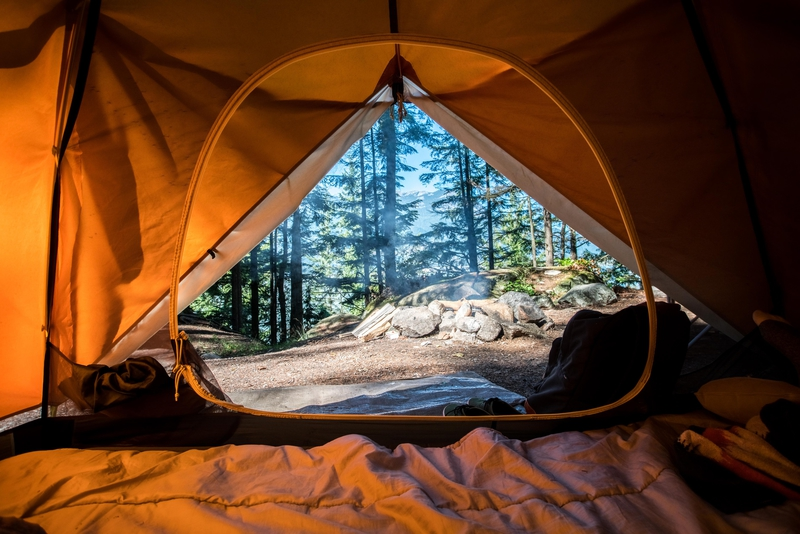 Kids' bucket list: 3. Camping in a National Park