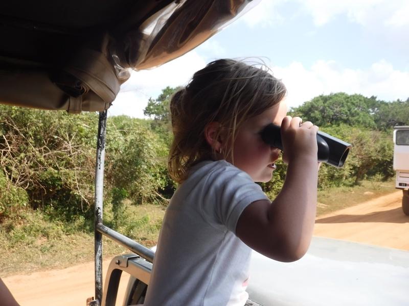 Kids' bucket list: Sri Lankan safari