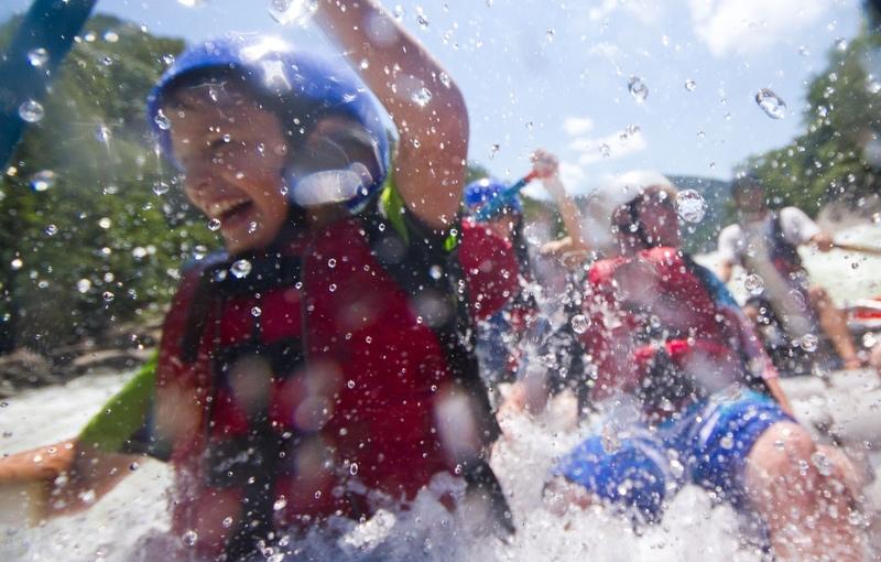 Kids' bucket list: Adventure rafting