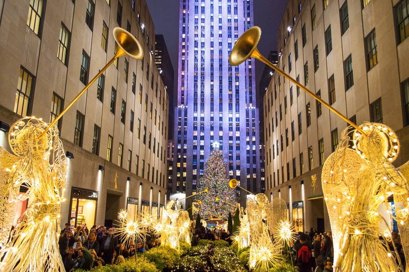 Kids' bucket list: 2. White holiday in New York City