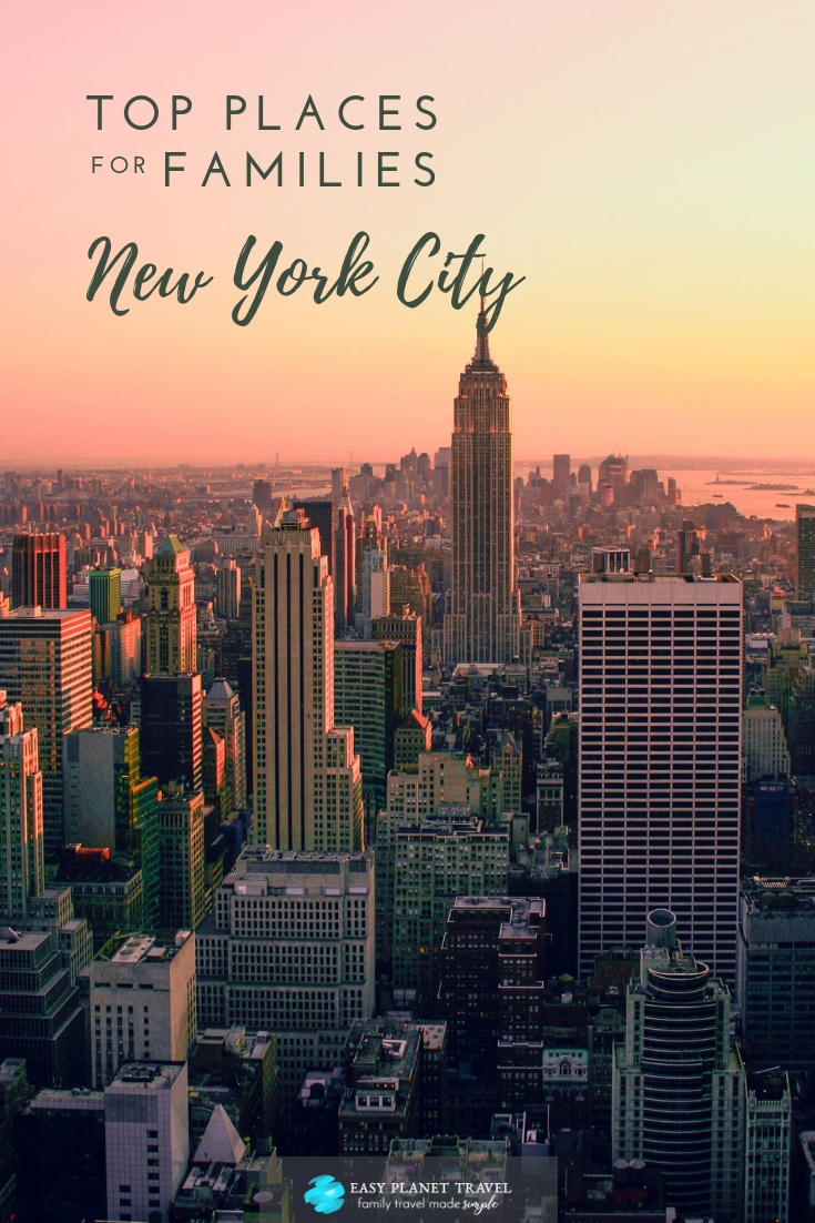 Top Places for a Family to Stay in New York