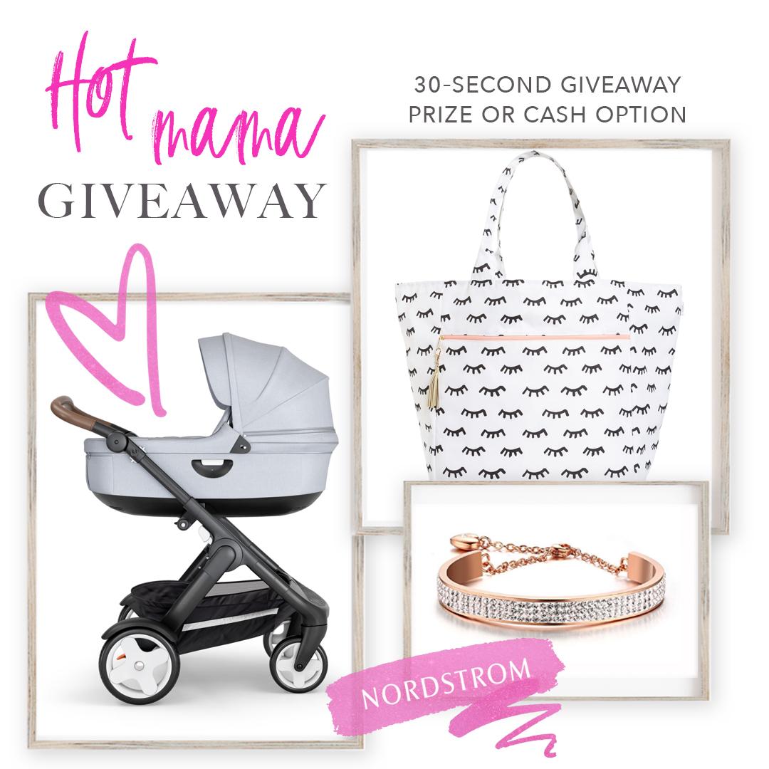 Hot Mama Giveaway