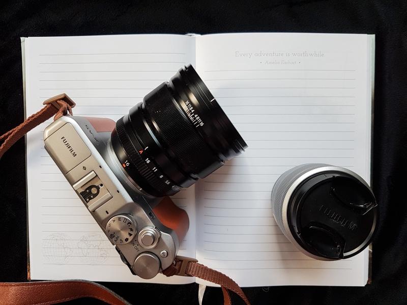 Fijifilm Lenses