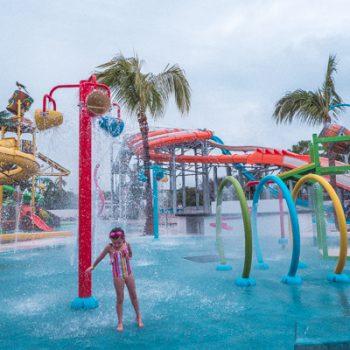 Kid fun at the Hard Rock Hotel Riviera Maya