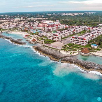 The Location Hard Rock Hotel Riviera Maya
