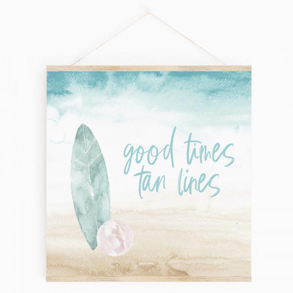 Good times tan lines Printable