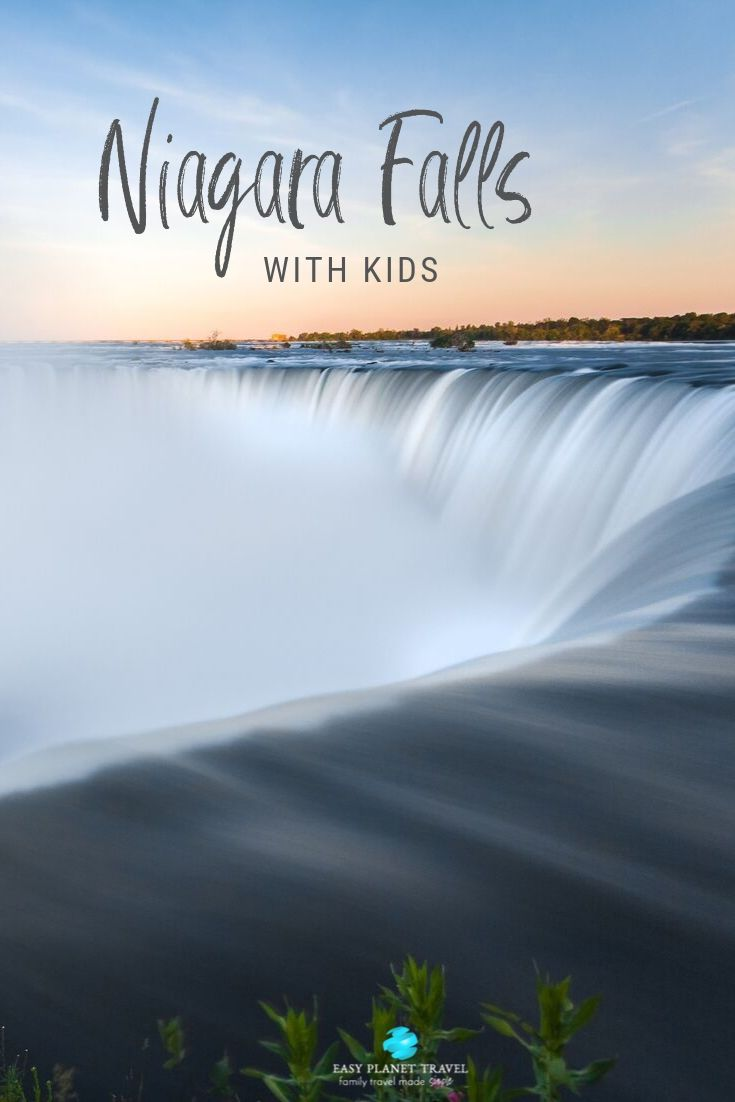 5 Tips for Niagara Falls with kids