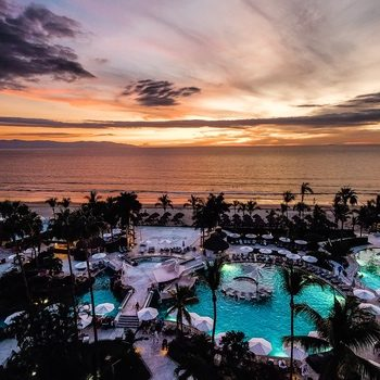 Hard Rock Hotel Vallarta Sunset