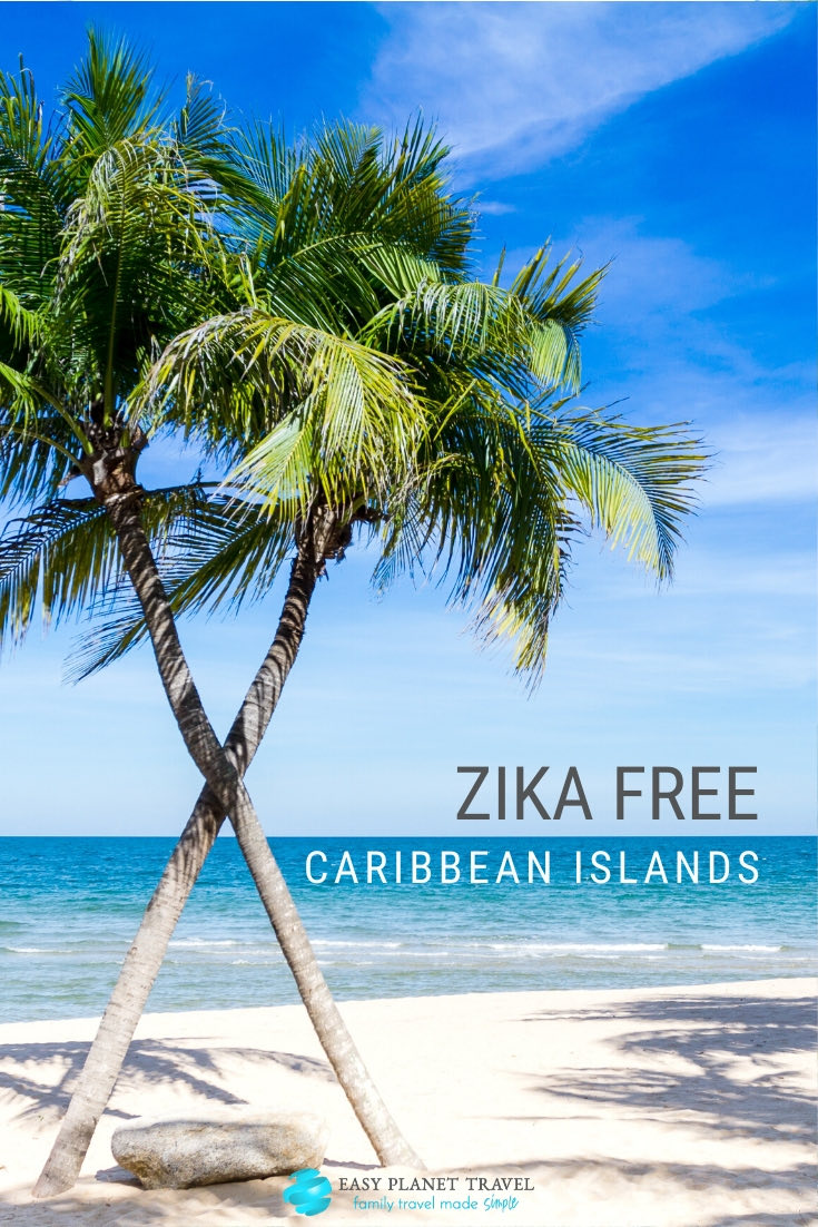 Zika Free Caribbean Islands 2020
