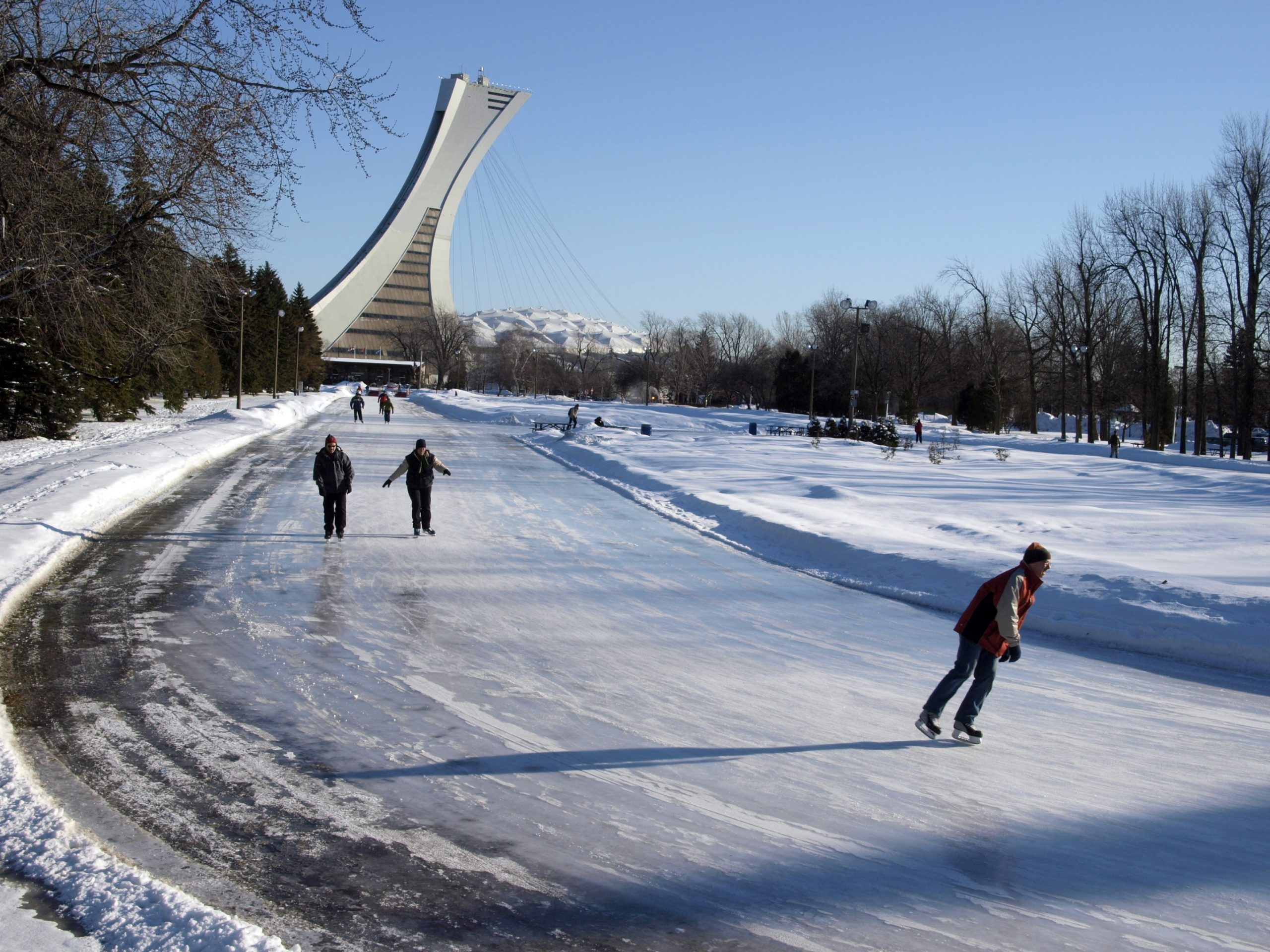 patiner à montréal