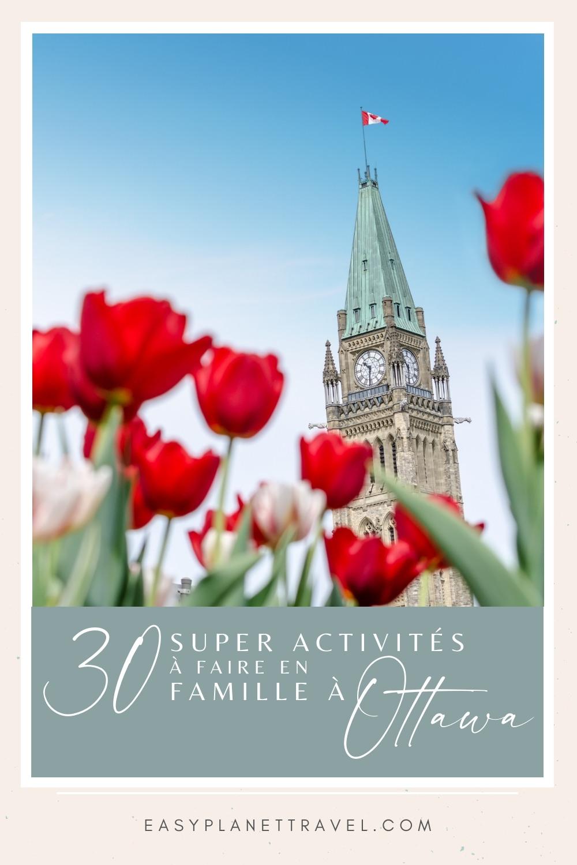 Quoi faire à Ottawa, spectacle lumières du nord