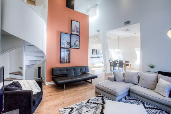 airbnb montreal penthouse