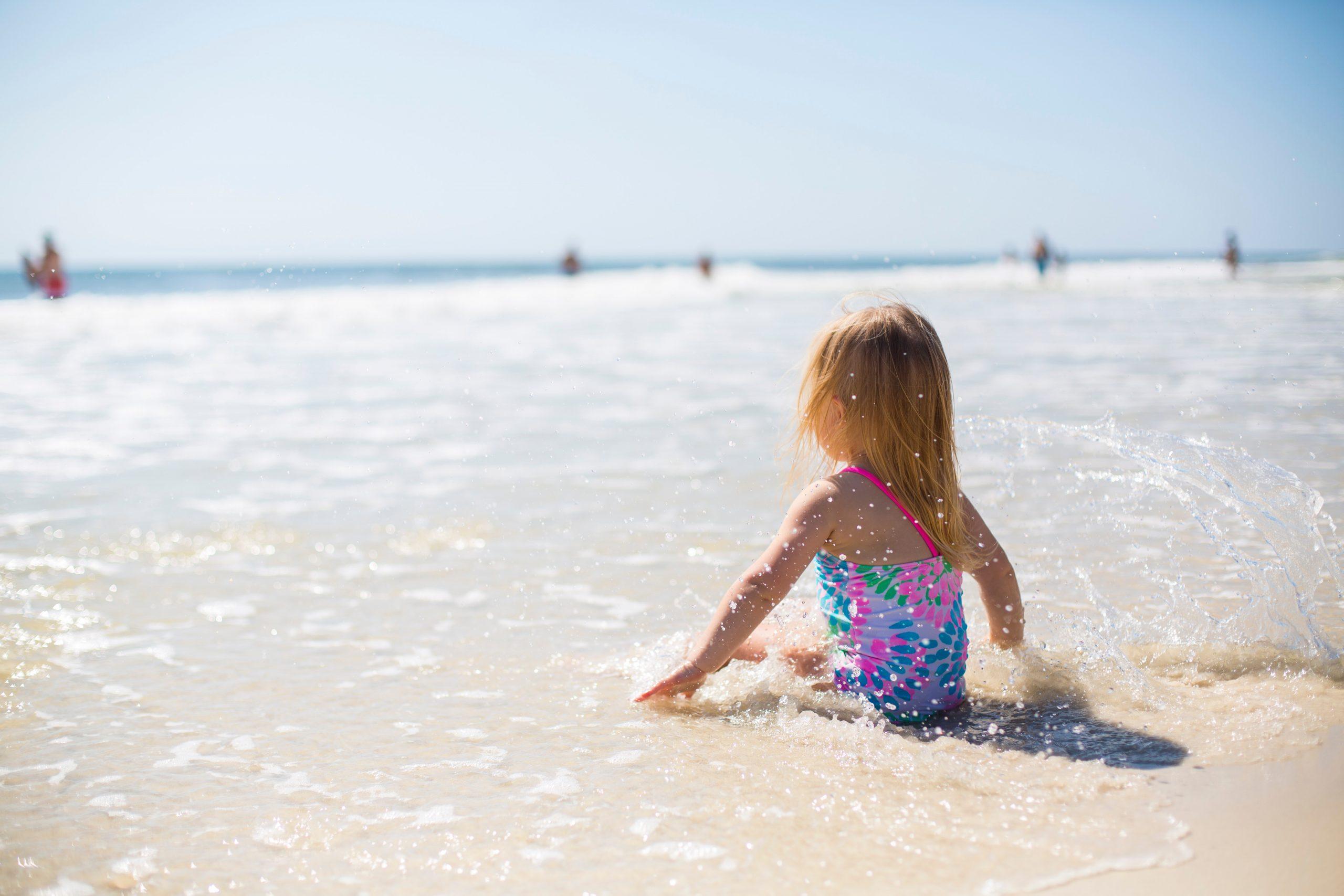 protéger enfant soleil