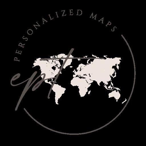 Personalized World Maps