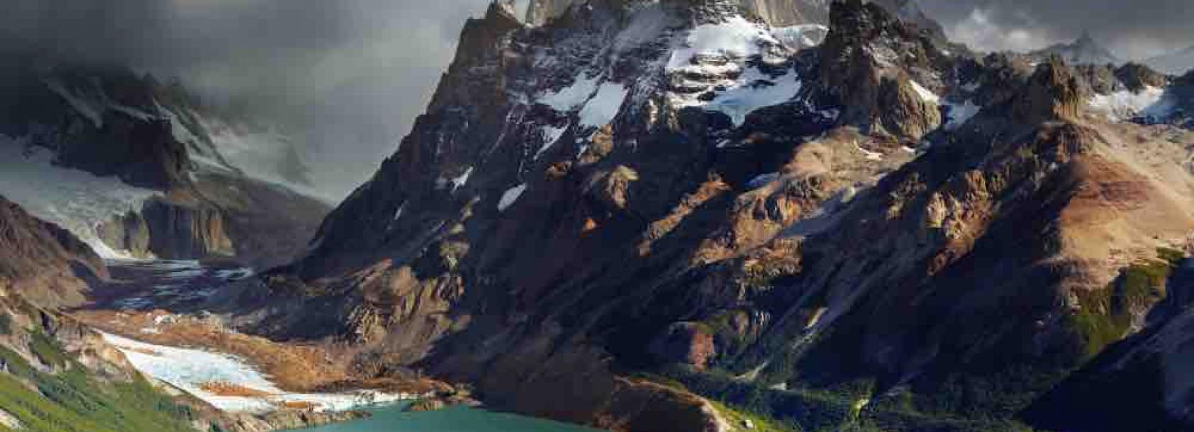 Argentina_Patagonia_Mount Fitz Roy and laguna Torre