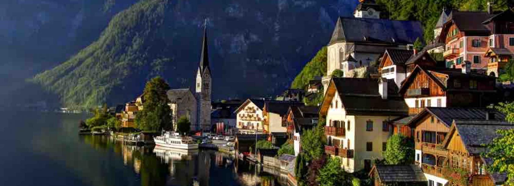Austria_Hallstatt