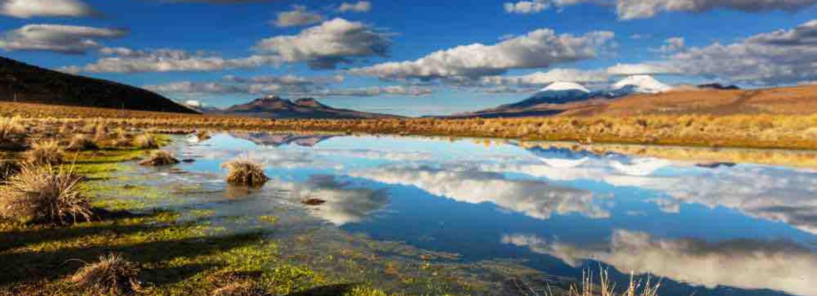Bolivia 1 (lake)