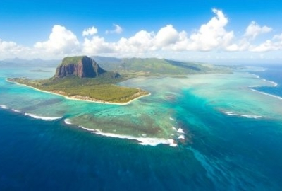 Best honeymoon destination Mauritius
