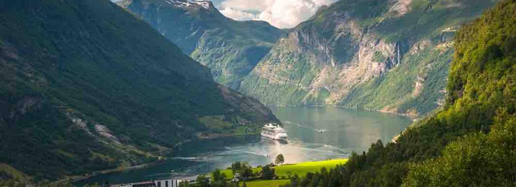 Norway_Geiranger fjord