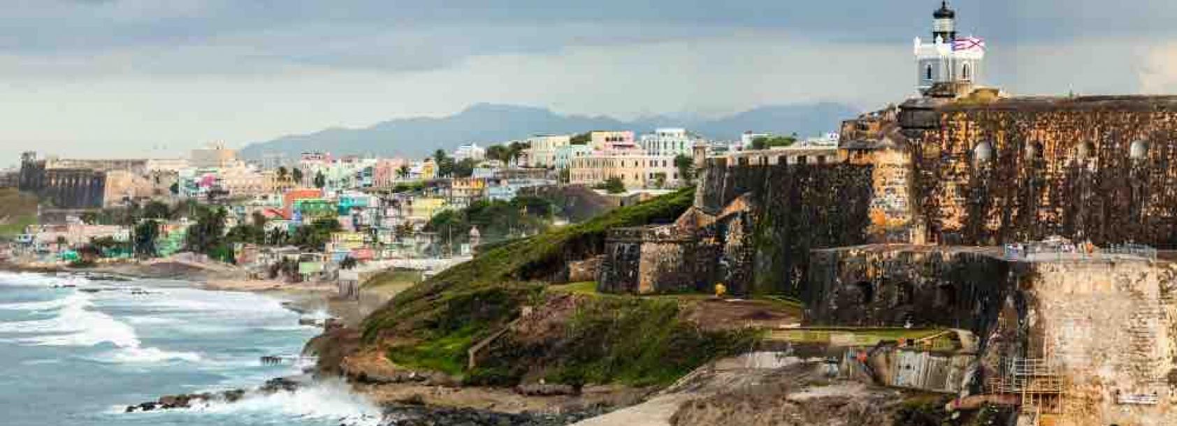 Puerto Rico_ San Juan, El Morro Fortress