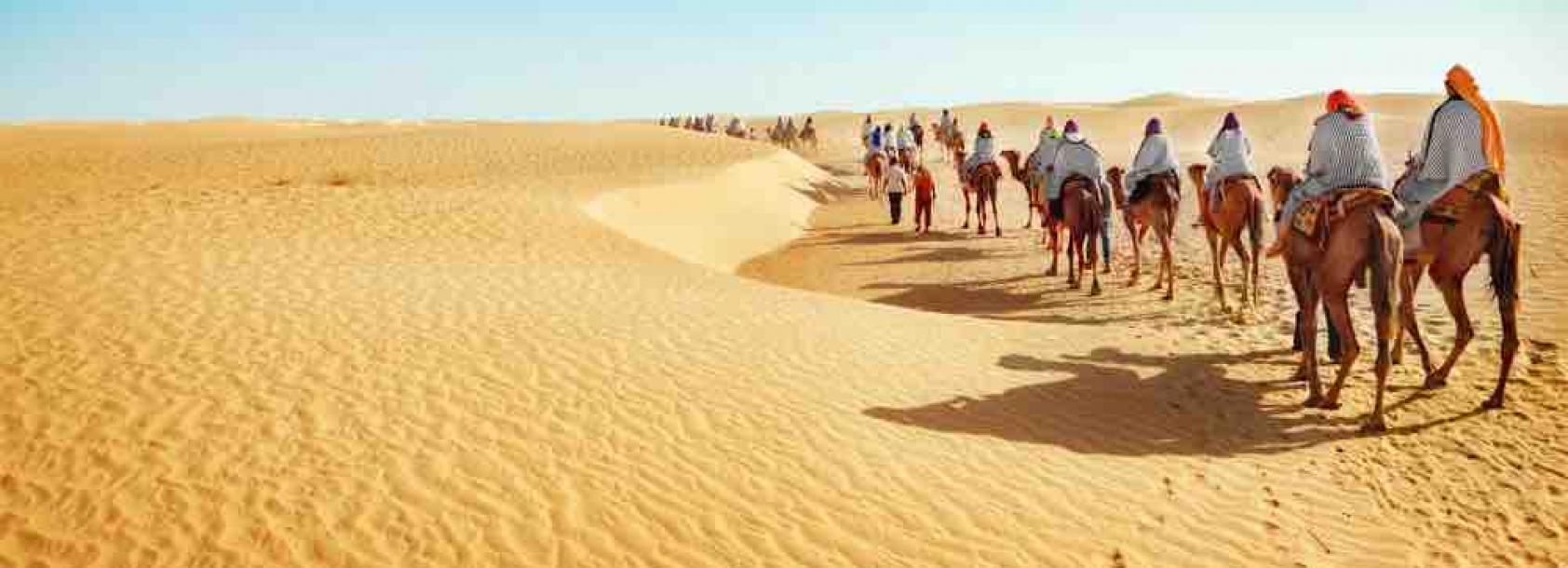 Tunisia_Sahara Desert